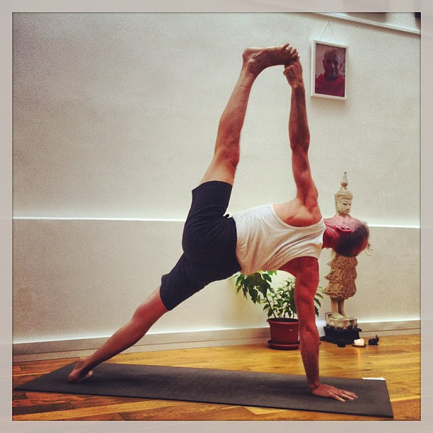 Ashtanga Yoga Paris Gerald Disse