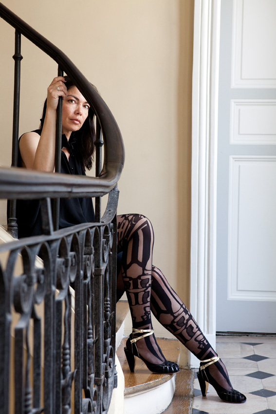 Chantal tights