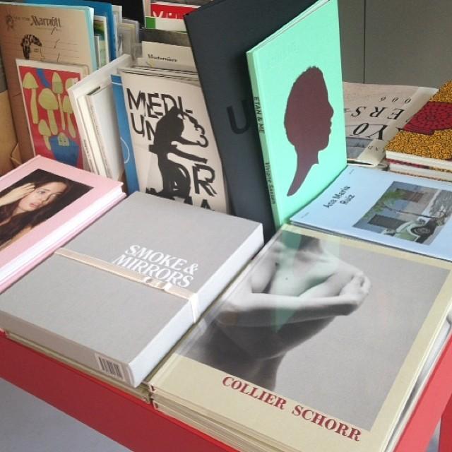 ️Smoke & Mirrors ️Now available in  Paris ! @ the Librairie d' Yvon Lambert @yvonlambert @delphineavrilplanqueel