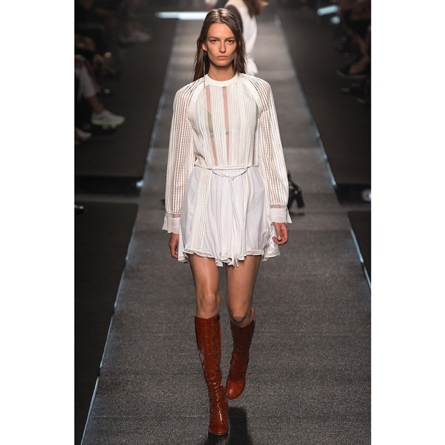 Model Smith Vanders for Louis Vuitton   CHANTAL TV