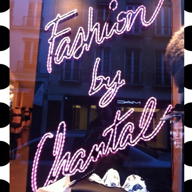 #fashionbychantal