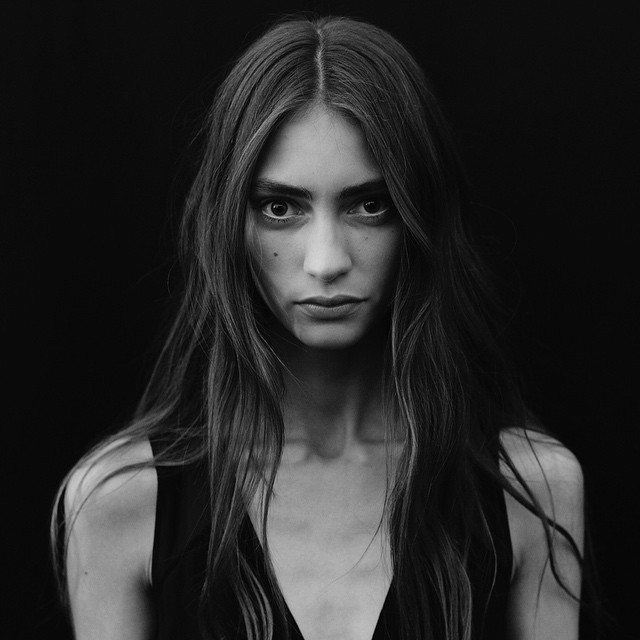 Marine Deleeuw 1% project by Eddy Ming