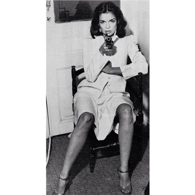 Hello Bianca Jagger