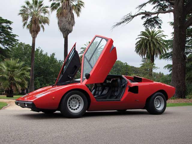 Lamborghini Countach RM Auctions