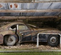 Talbot Lago T26 Grand Sport coupé Saoutchik
