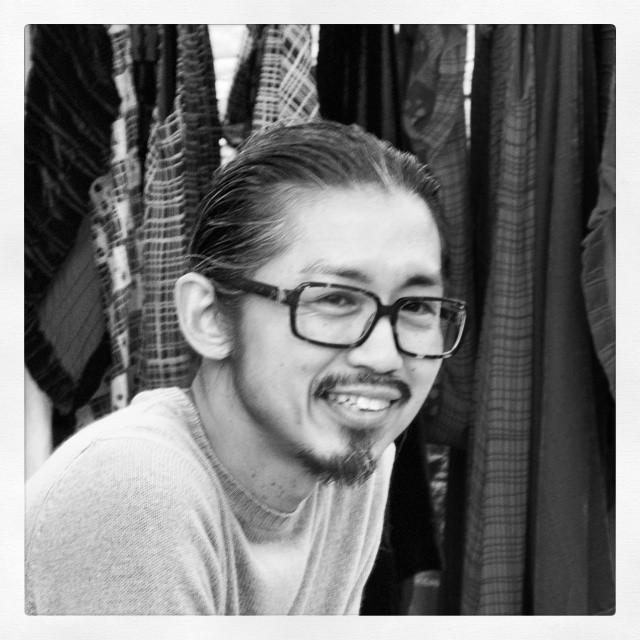 Akira Isogawa portrait