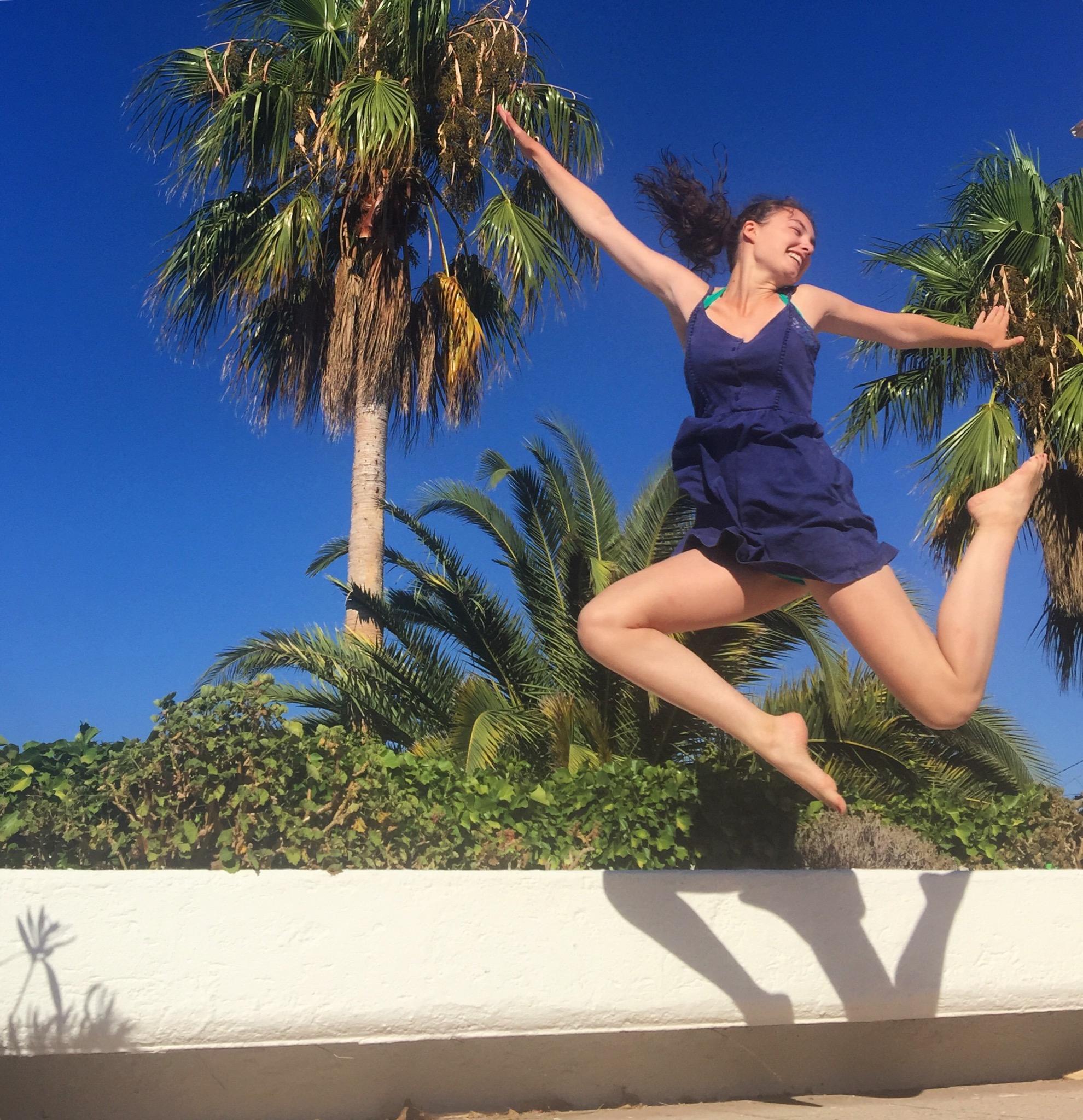 Bobbi Summer Jump