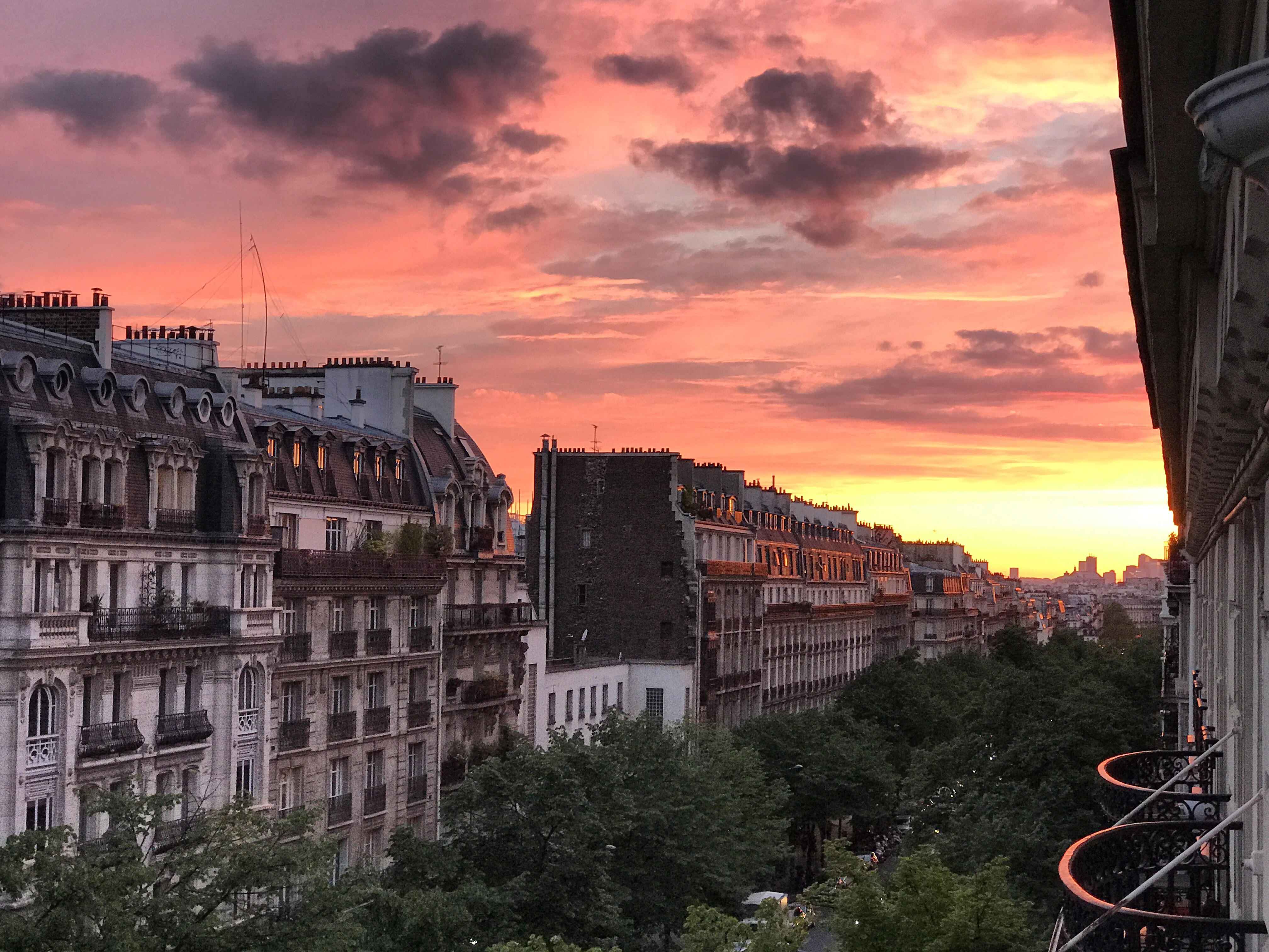 Our View in Paris