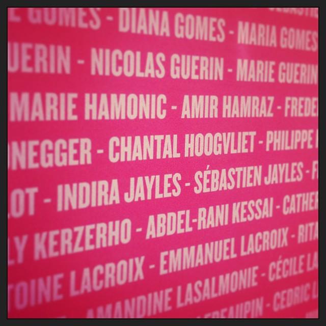 Chantal.TV / Chantal Hoogvliet Paris contributors