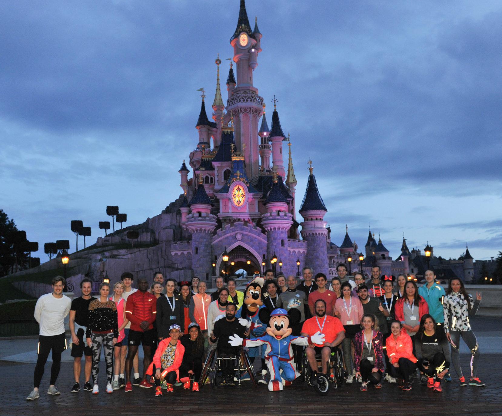 Run Disney France 2017